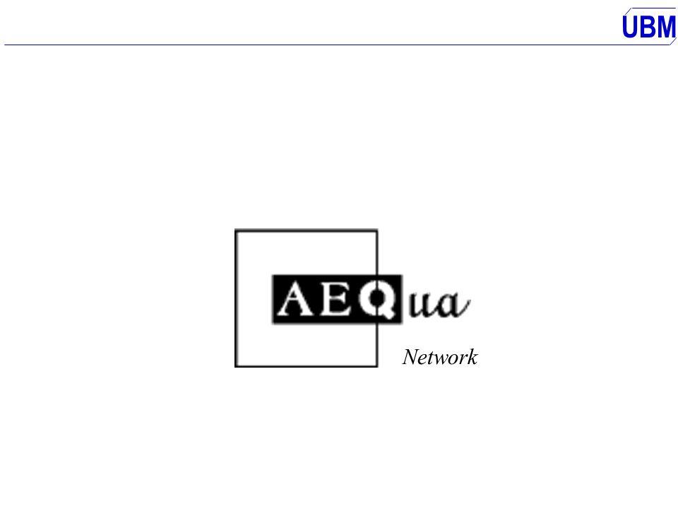 UBM 12 Specializzazione: AEQUA raggruppa imprese fortemente specializzate nel campo agroalimentare e competenze di elevata esperienza e professionalit