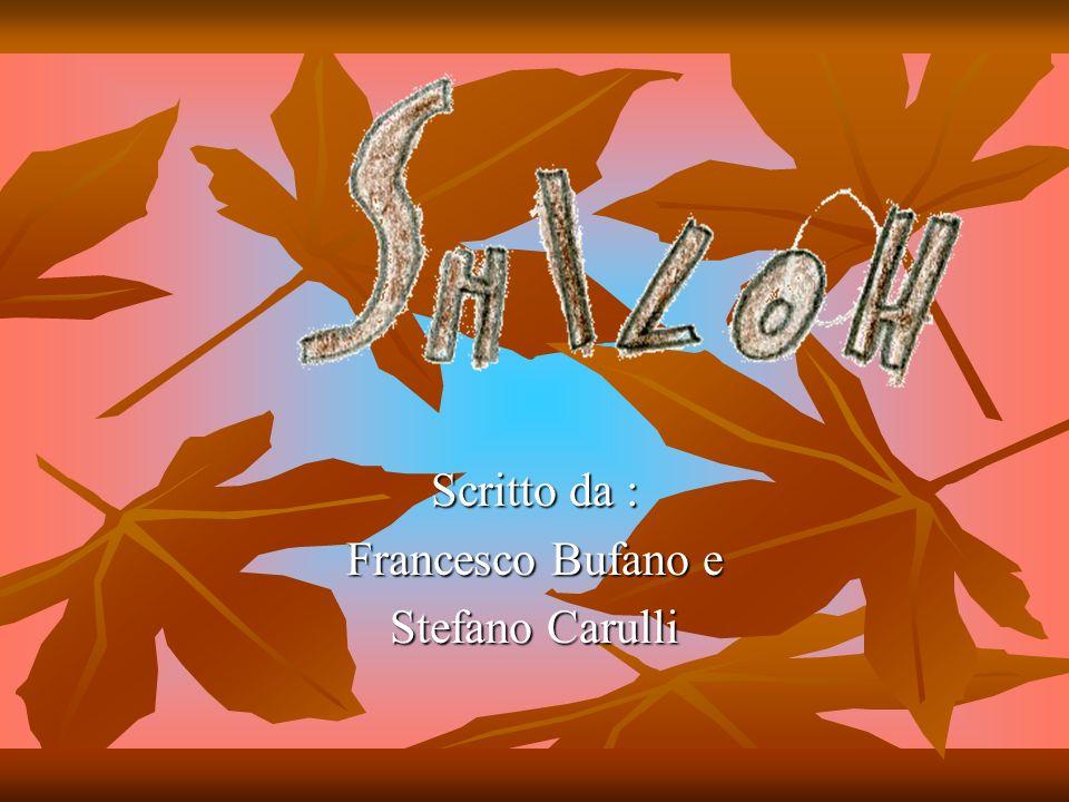 Scritto da : Francesco Bufano e Stefano Carulli