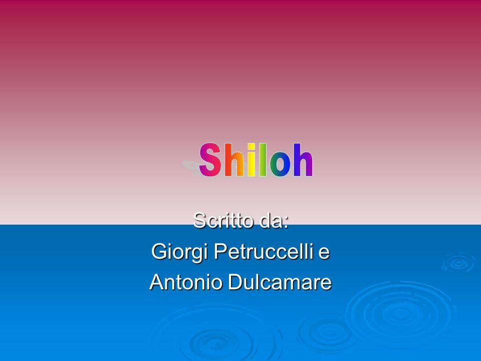 Scritto da: Giorgi Petruccelli e Antonio Dulcamare