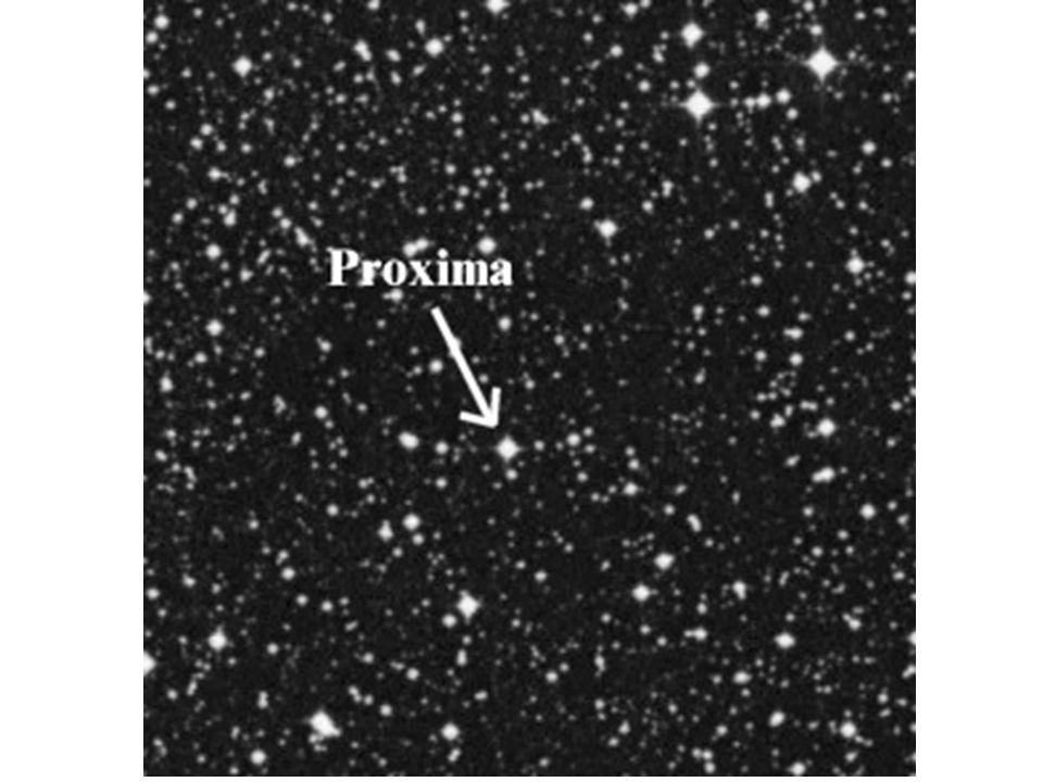Il mezzo interstellare Lo spazio è ricco di materia solo che molto sparsa e per questo ci sembra vuoto.
