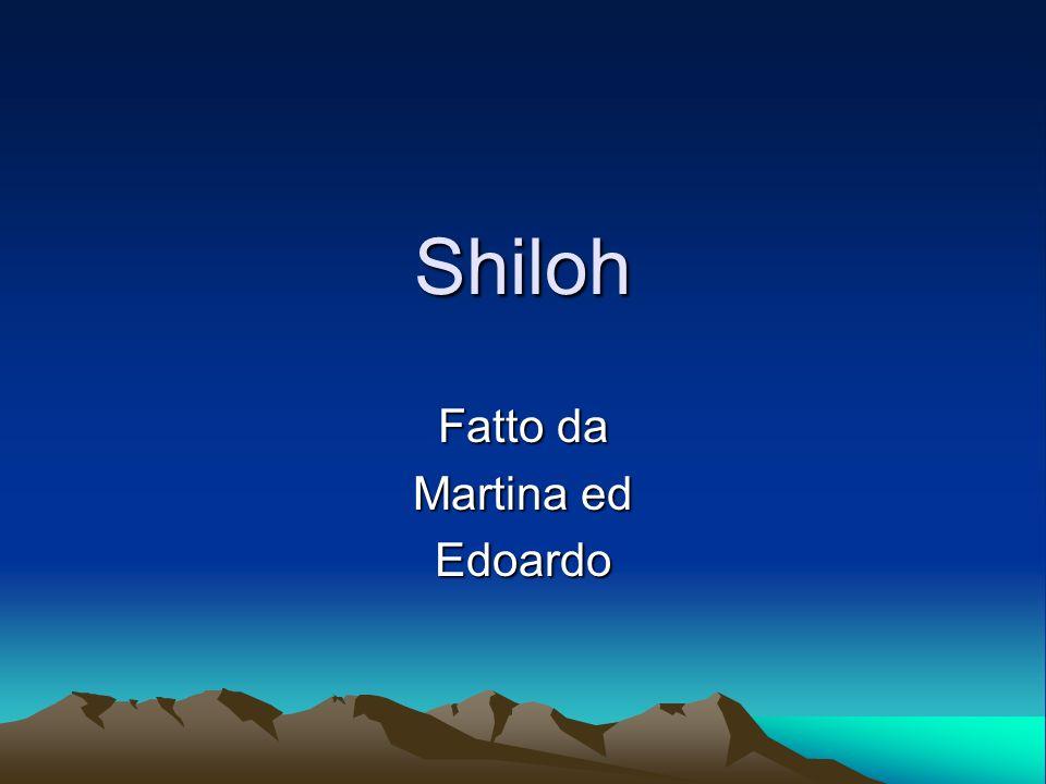 Shiloh Fatto da Martina ed Edoardo