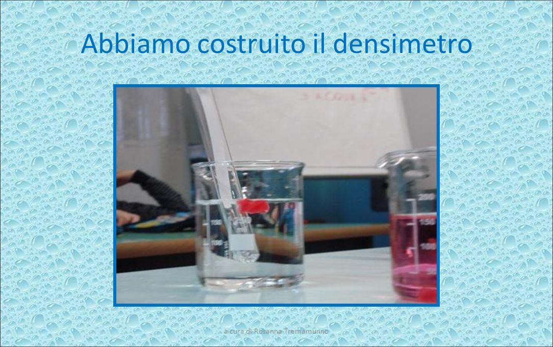 Prova anche tu, vai su Internet e digita questo indirizzo http://www.vbscuola.it/area/a-appli2004.htm quando si apre la pagina clicca su Principio di Archimede.
