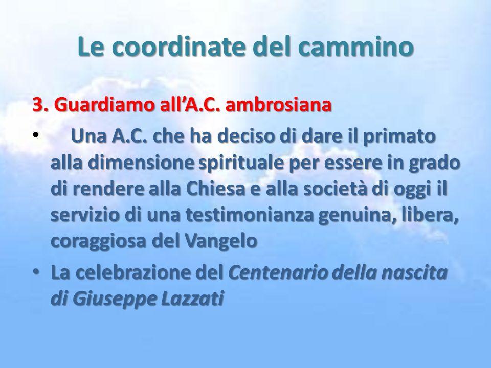 3.Guardiamo allA.C. ambrosiana Una A.C.
