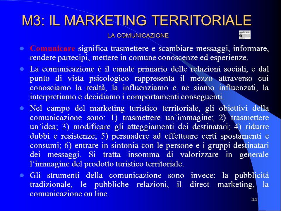 45 LA COMUNICAZIONE Si può definire la pubblicità come una forma impersonale e a pagamento di comunicazione aziendale, che si avvale dei mezzi di comunicazione di massa (media).
