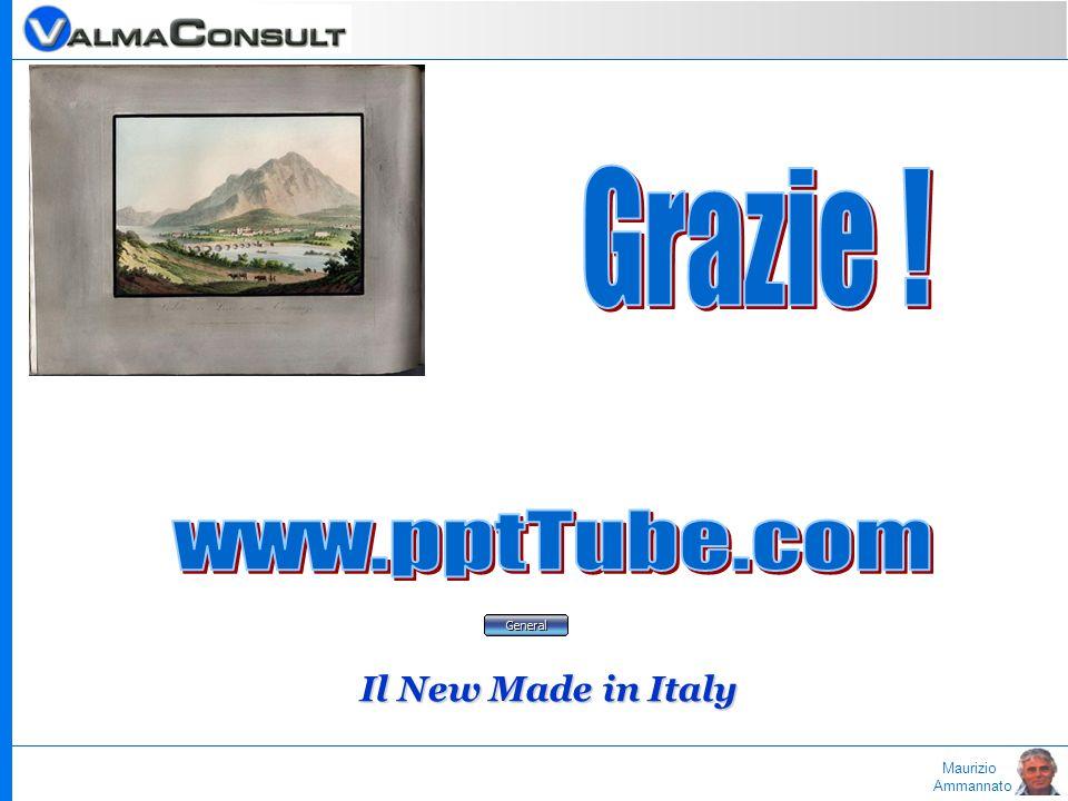 Maurizio Ammannato Il New Made in Italy