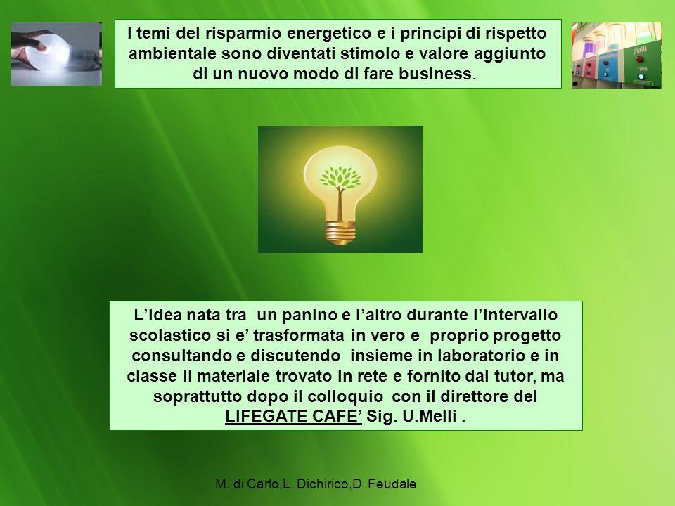 I temi del risparmio energetico e i principi di rispetto ambientale sono diventati stimolo e valore aggiunto di un nuovo modo di fare business. Lidea