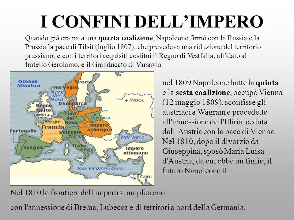LA CAMPAGNA DI RUSSIA Iniziata il 24 giugno 1812, la campagna di Russia si concluse nellinverno dello stesso anno con una disastrosa ritirata dell armata francese, annientata alla Beresina.