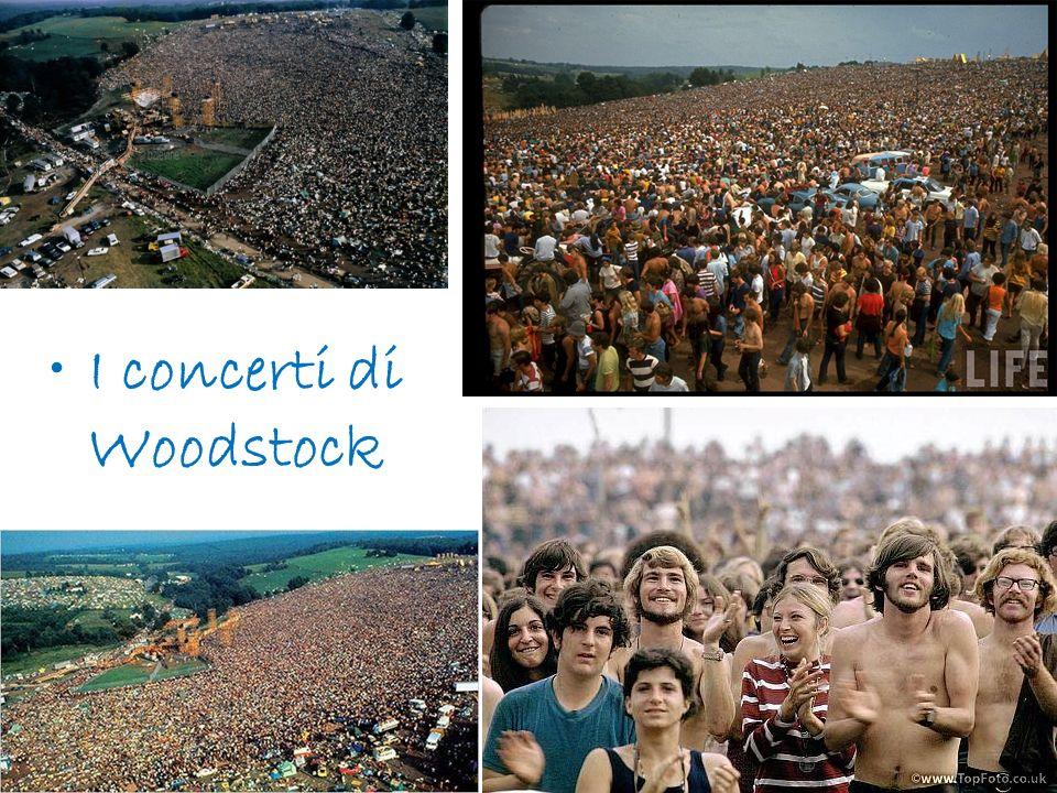 I concerti di Woodstock
