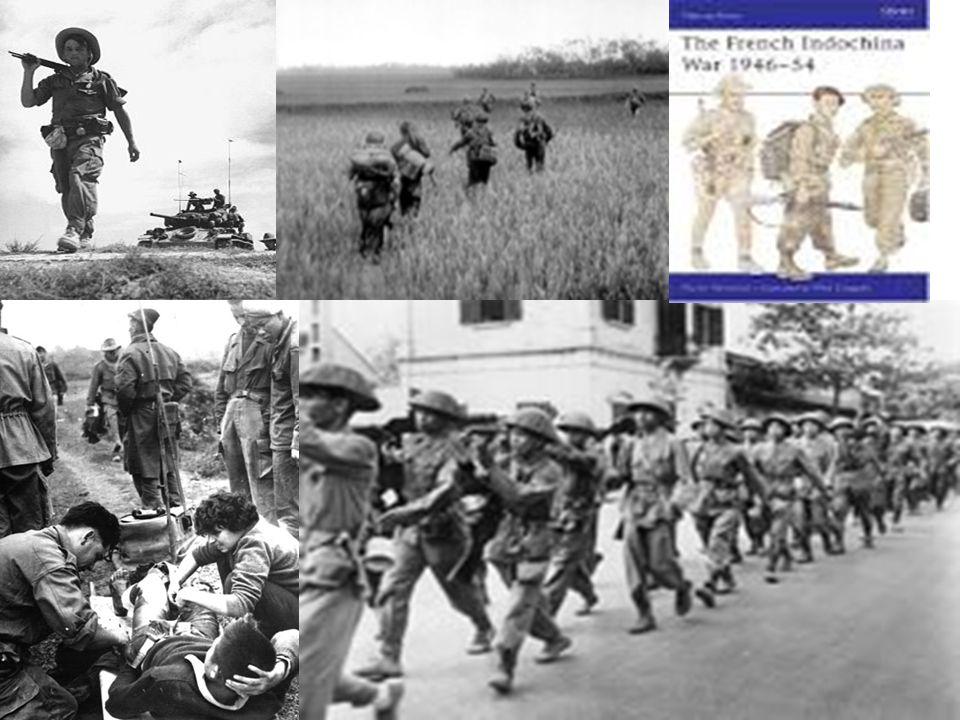 Il congresso di Ginevra L intervento delle grandi potenze (Stati Uniti, Cina, Unione Sovietica e Gran Bretagna) condusse alla Conferenza di pace di Ginevra che si concluse nel luglio 1954 in modo insoddisfacente per il movimento Vietminh: la penisola indocinese venne, infatti, divisa nei quattro stati indipendenti di Laos, Cambogia, Vietnam del Nord e Vietnam del Sud, nel Vietnam del Nord si costituì una repubblica di tipo comunista guidata da Ho Chi Minh e dal movimento Vietminh (con capitale Hanoi), strettamente legata alla Cina e all Unione Sovietica, mentre nel Vietnam del Sud si instaurò il governo autoritario del presidente Ngô Đ ình Di m (con capitale Saigon), appoggiato economicamente e militarmente dagli Stati Uniti.