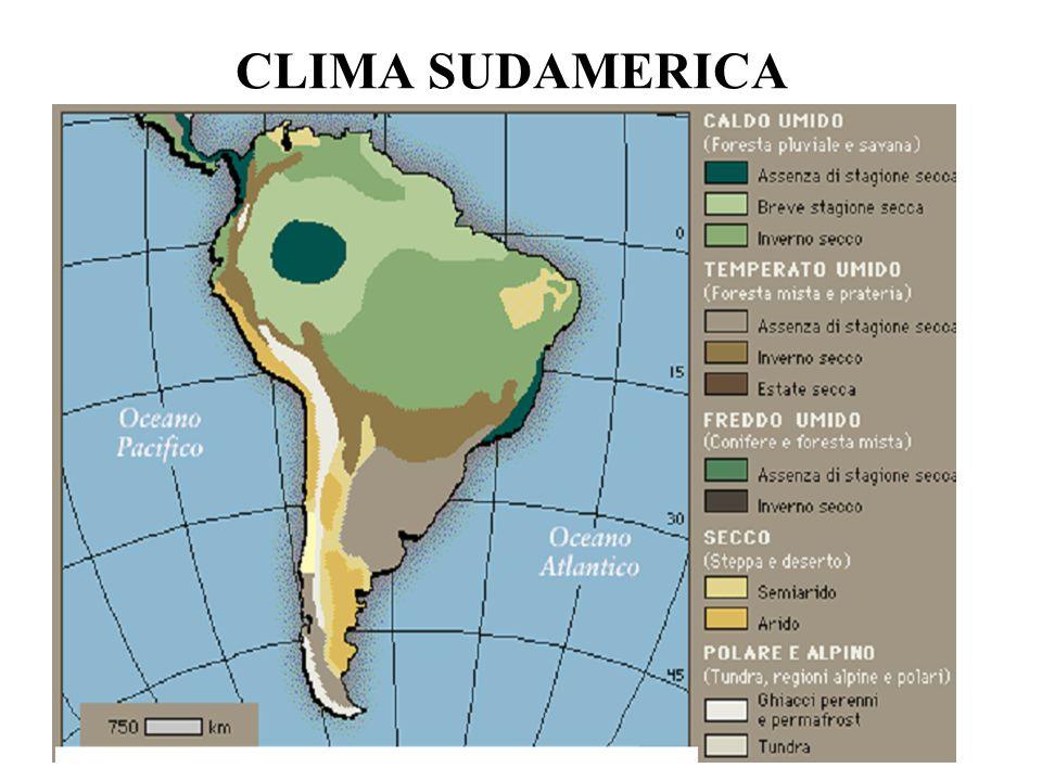 CLIMA SUDAMERICA