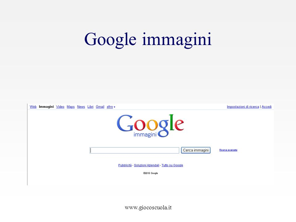 www.giocoscuola.it Google immagini