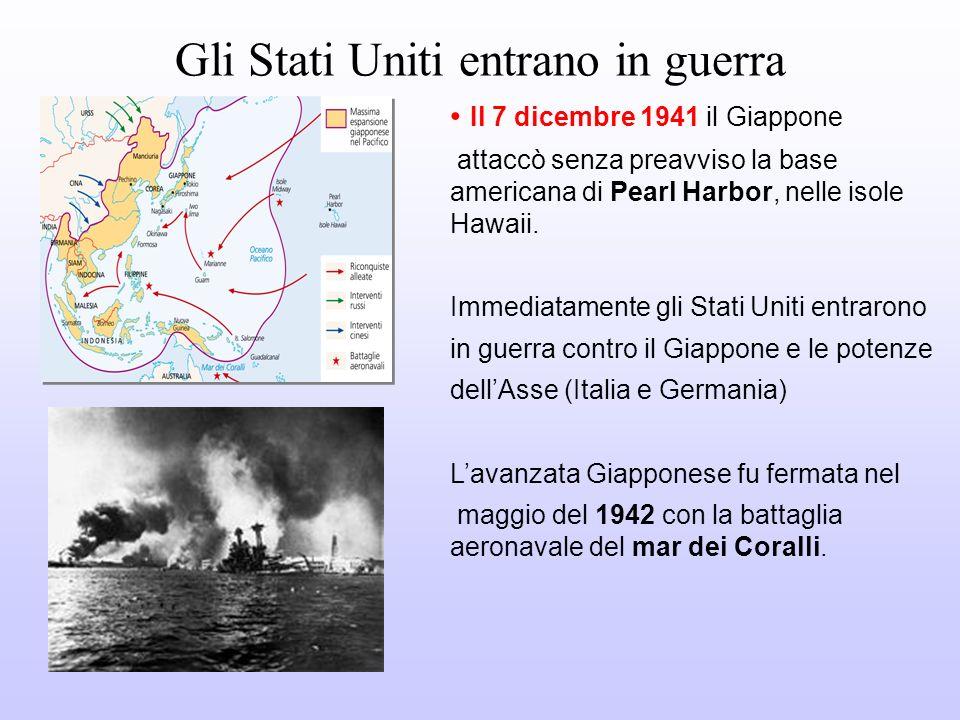 La guerra in Italia il 9 luglio 1943 gli Alleati sbarcano in Sicilia 25 luglio 1943 Mussolini viene arrestato dal re Vittorio Emanuele III e affidò il governo al generale Pietro Badoglio.