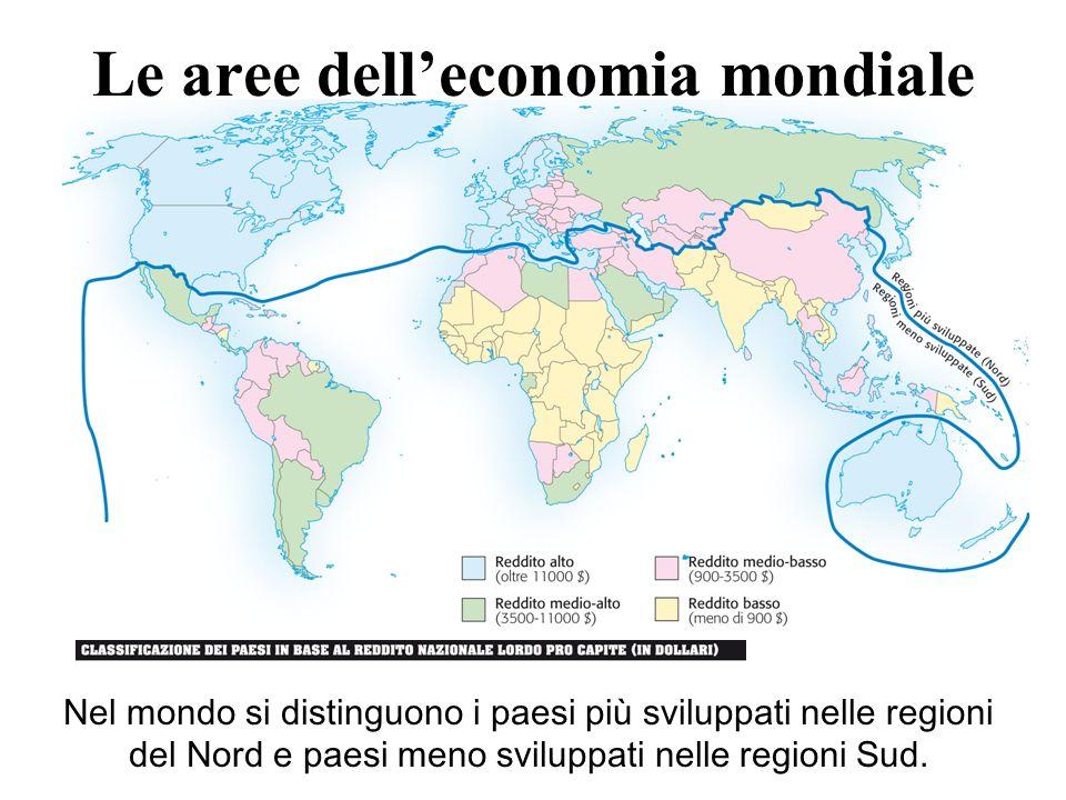 LA GLOBALIZZAZIONE Negli ultimi decenni il mondo si è trasformato in un gigantesco mercato senza frontiere, allinterno di un sistema economico basato sulla libera concorrenza.