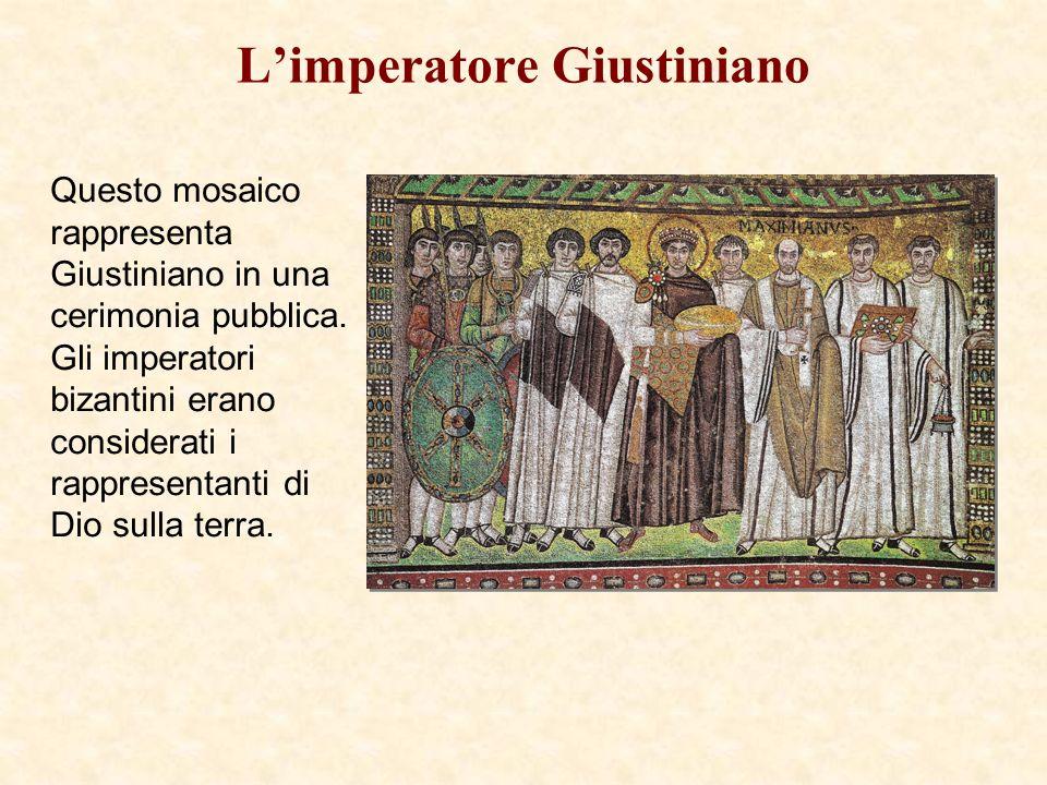 Il codice di Giustiniano Il Corpus iuris civilis (raccolta di diritto civile), fatto compilare dallimperatore Giustiniano, raccoglie le leggi emanate a Roma a partire dal II secolo e le interpretazioni dei giuristi.