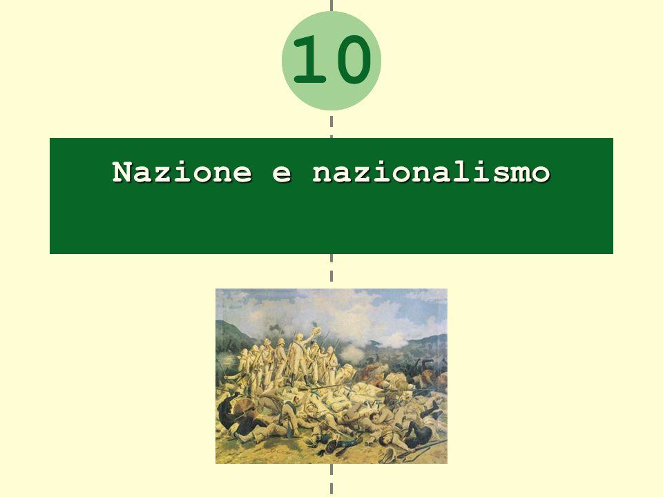 2 Nazione e nazionalismo 10