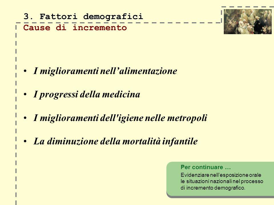 3.Fattori demografici 3.
