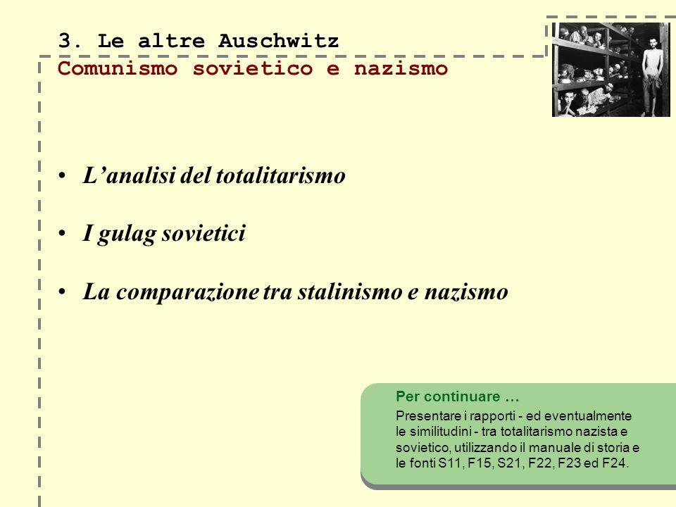 3. Le altre Auschwitz 3.