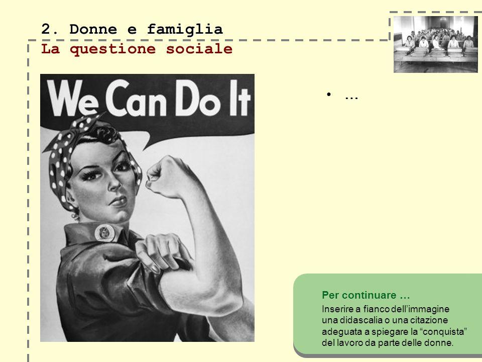 2. Donne e famiglia 2.