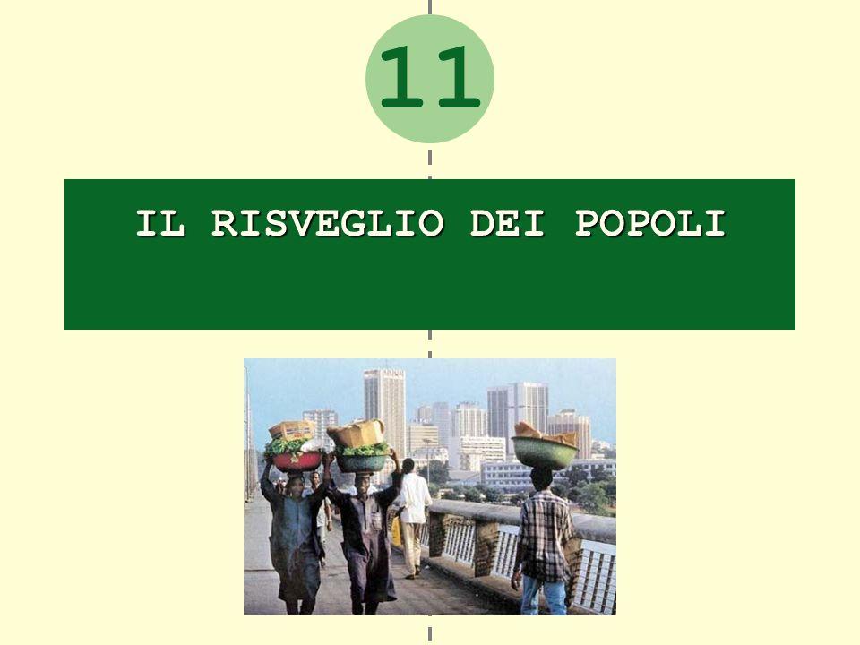 11 IL RISVEGLIO DEI POPOLI