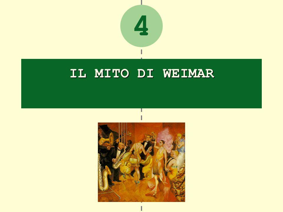 4 IL MITO DI WEIMAR