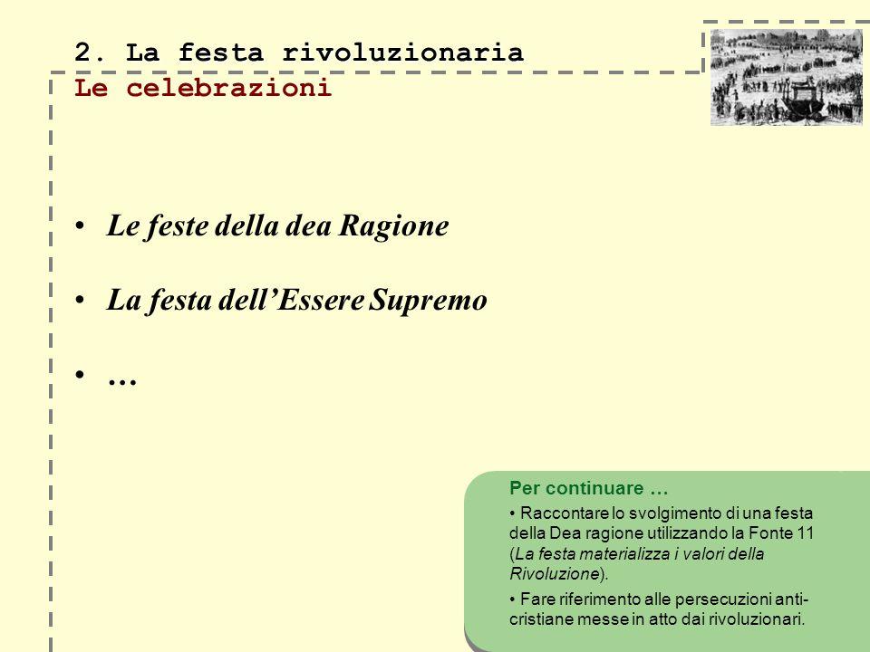 2. La festa rivoluzionaria 2.