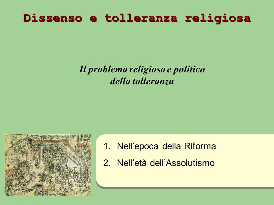 0.Il concetto di tolleranza 0.
