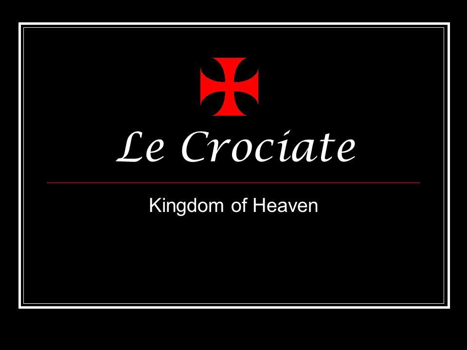 Le Crociate Kingdom of Heaven