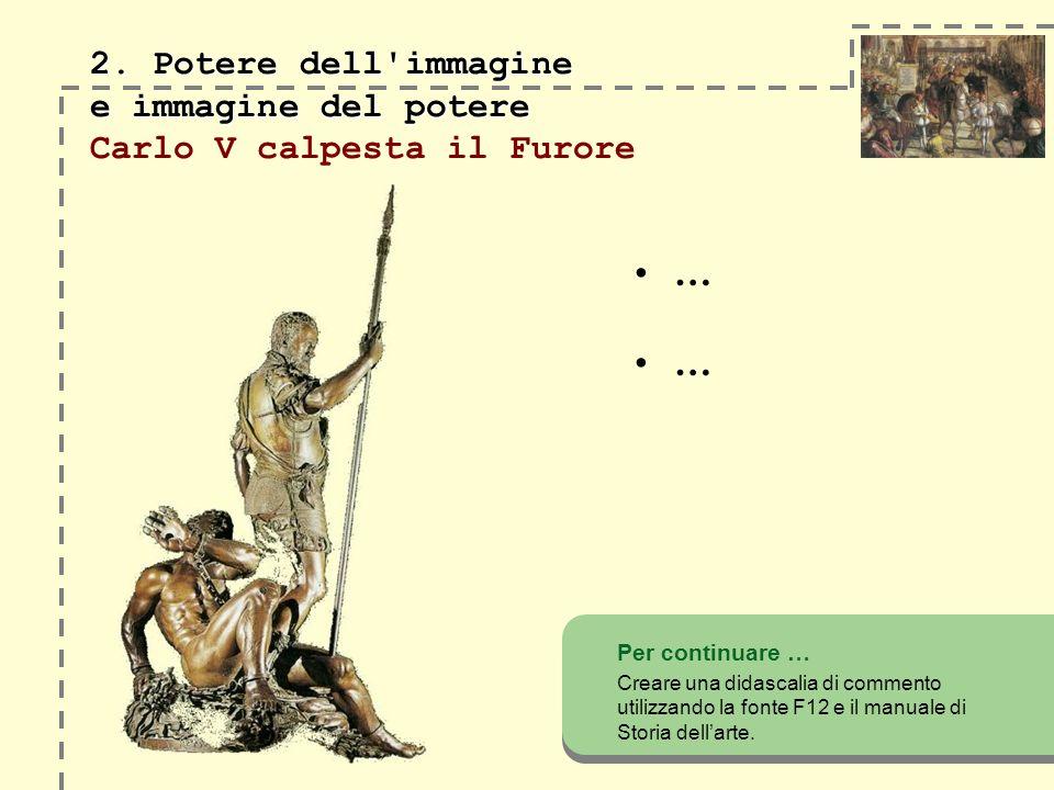 2. Potere dell immagine e immagine del potere 2.