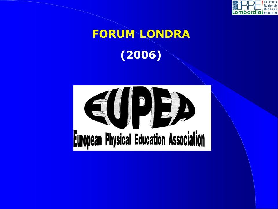 FORUM LONDRA (2006)