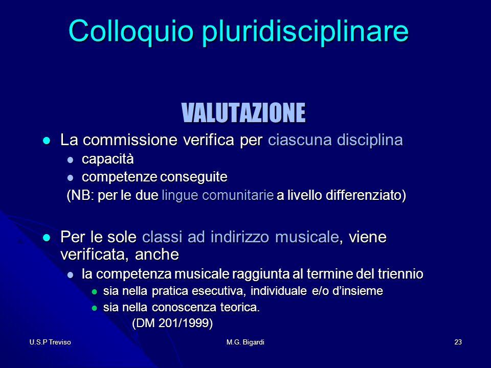 U.S.P TrevisoM.G.