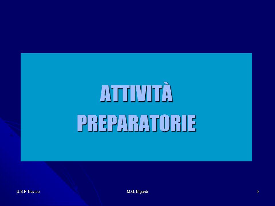 U.S.P TrevisoM.G.Bigardi36 Normativa di riferimento Normativa di riferimento 1.