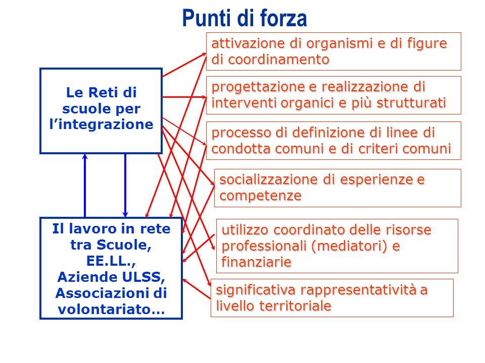 10 Aree di criticità esterne risorse ruoli certezza consistenza posizionamento strategico della scuola coinvolgimento effettivo degli altri soggetti professionali finanziarie