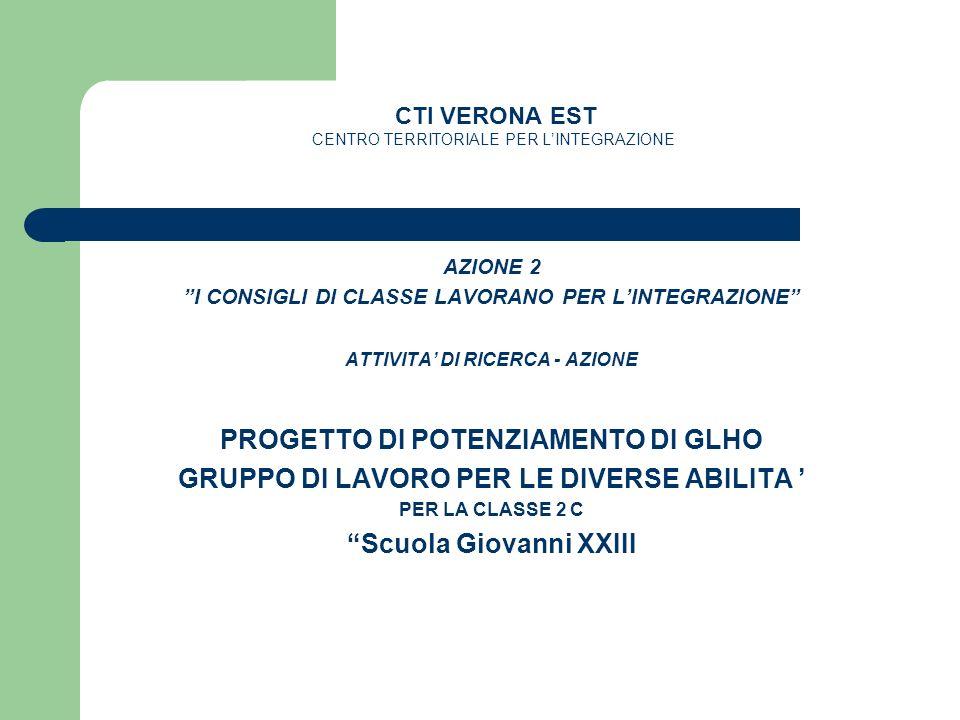 «I CONSIGLI DI CLASSE LAVORANO PER LINTEGRAZIONE» Referente di Progetto: Prof.ssa Silvia De Meis.