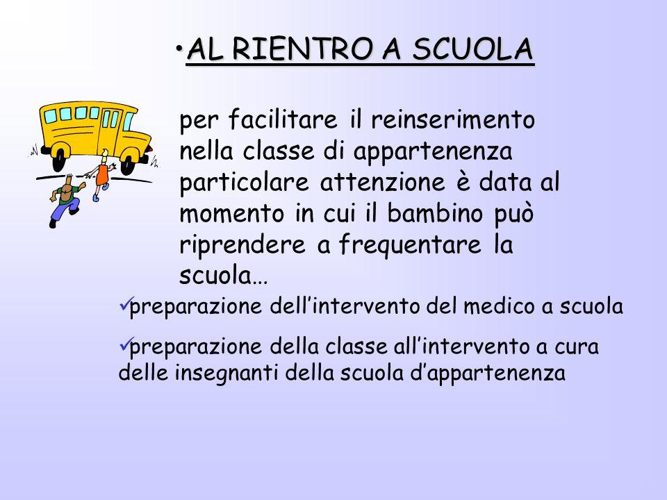 per consentire ai ragazzi la comunicazione con i compagni di classe e i loro insegnanti per scambiare informazioni relative alle operazioni di verific