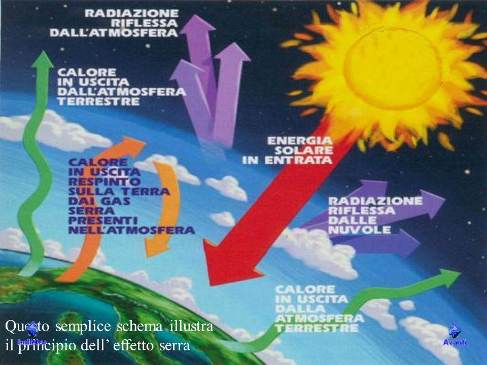 Nell atmosfera terrestre si trova lo strato di ozono, un gas fondamentale per la vita sulla terra, esso infatti impedisce il passaggio della radiazione ultravioletta emessa dal sole.