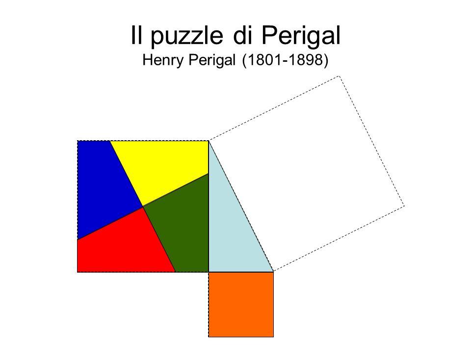 Il puzzle di Perigal Henry Perigal (1801-1898)