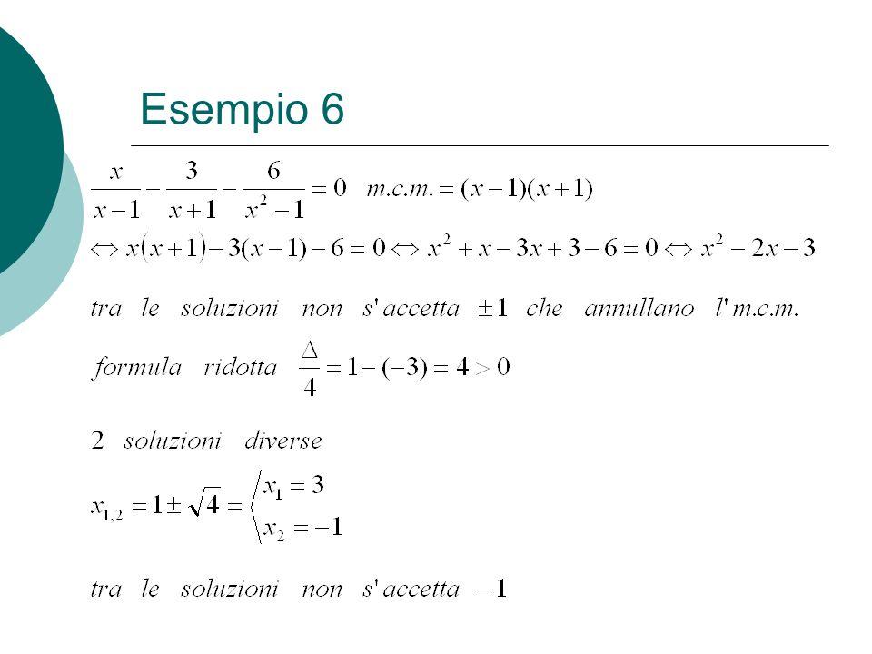 Esempio 6