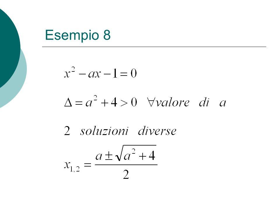 Esempio 8