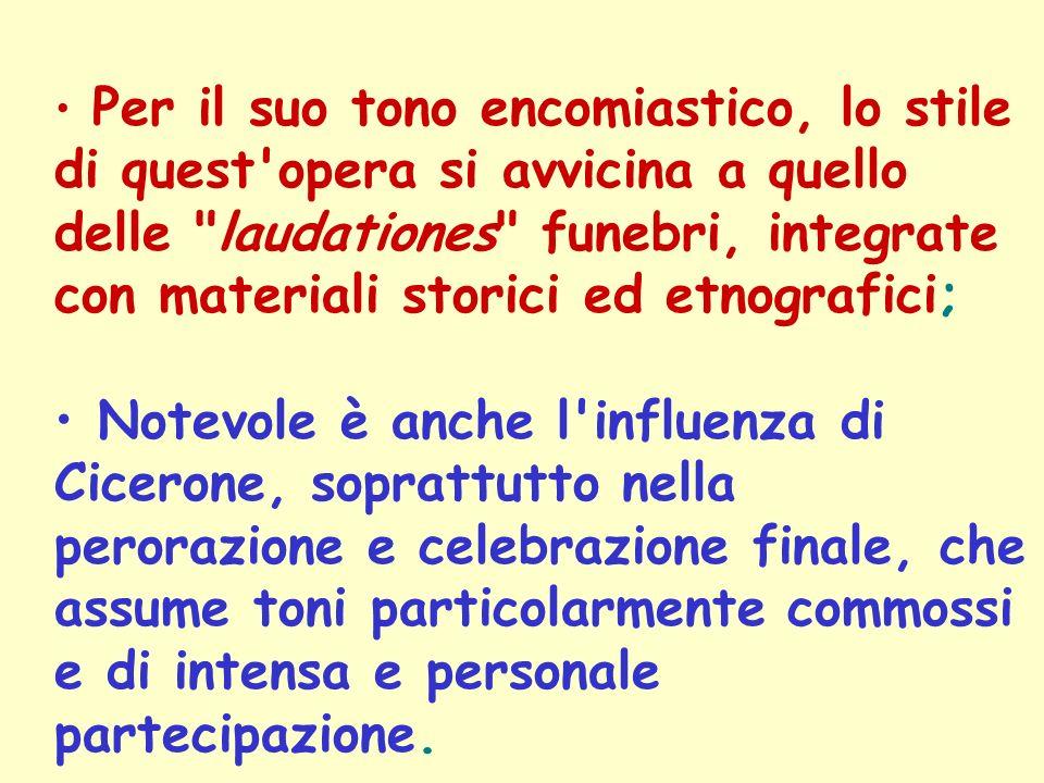 nel vivo del dibattito politico che aveva accompagnato l ascesa al potere di Traiano.