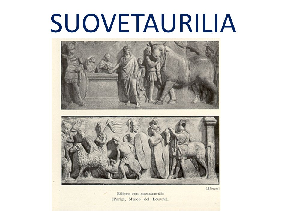 SUOVETAURILIA