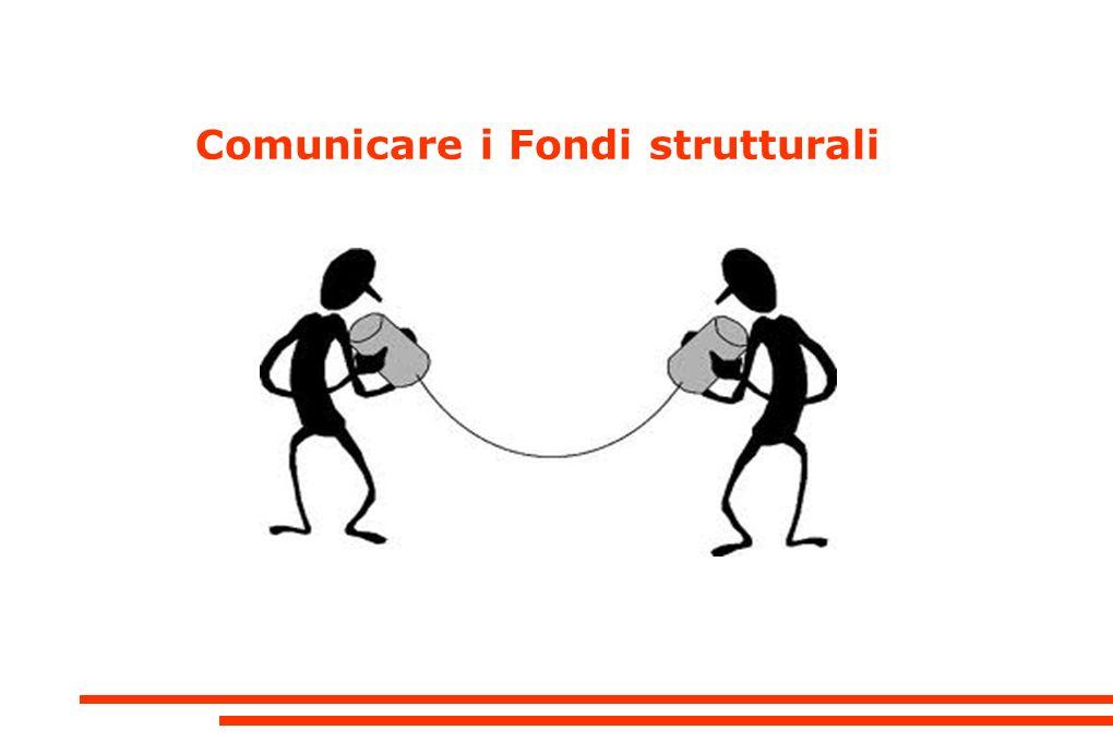 Comunicare i Fondi strutturali