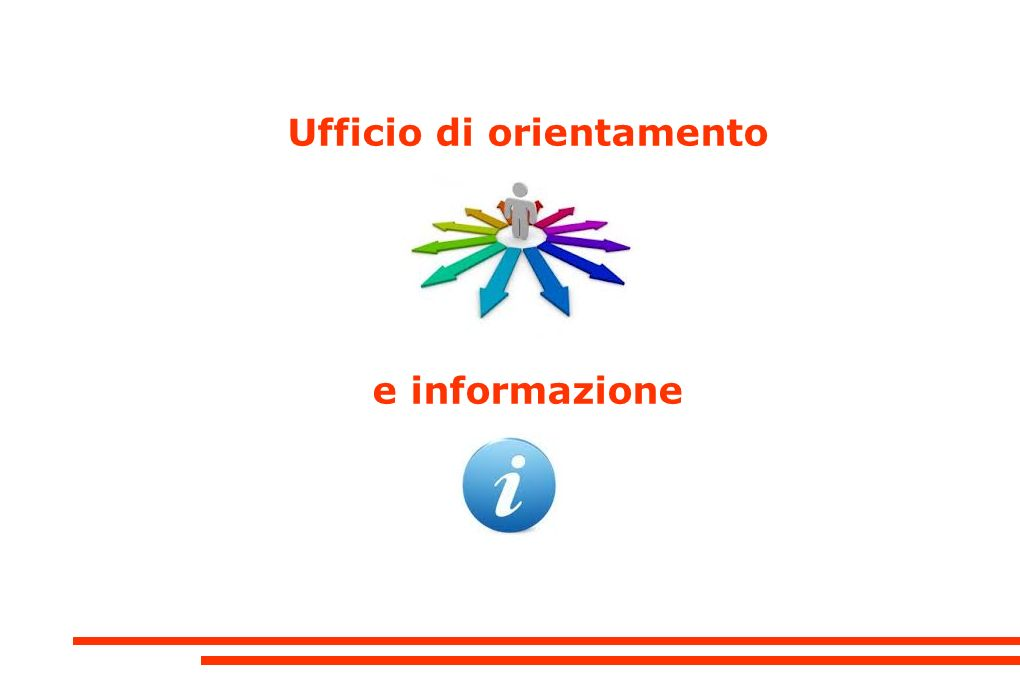 Ufficio di orientamento e informazione