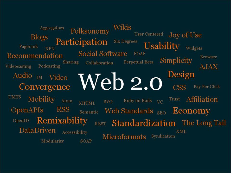 Il Nuovo CAD e i siti web della PA /100 Web 2.0