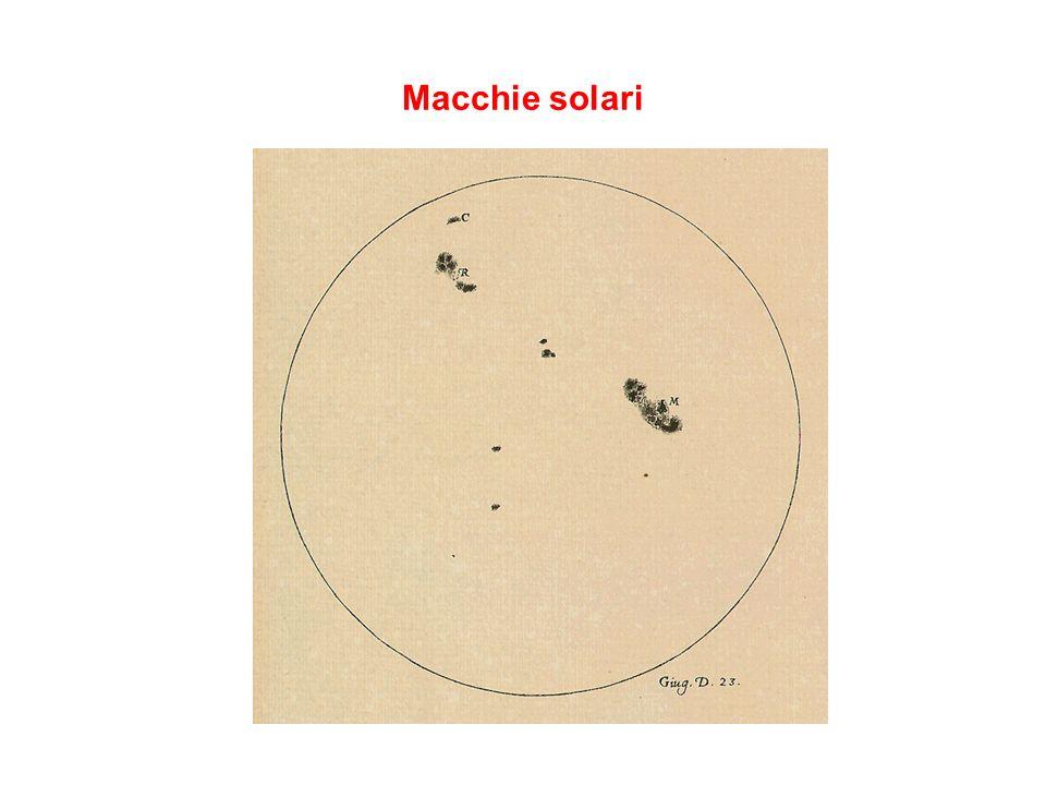 Macchie solari