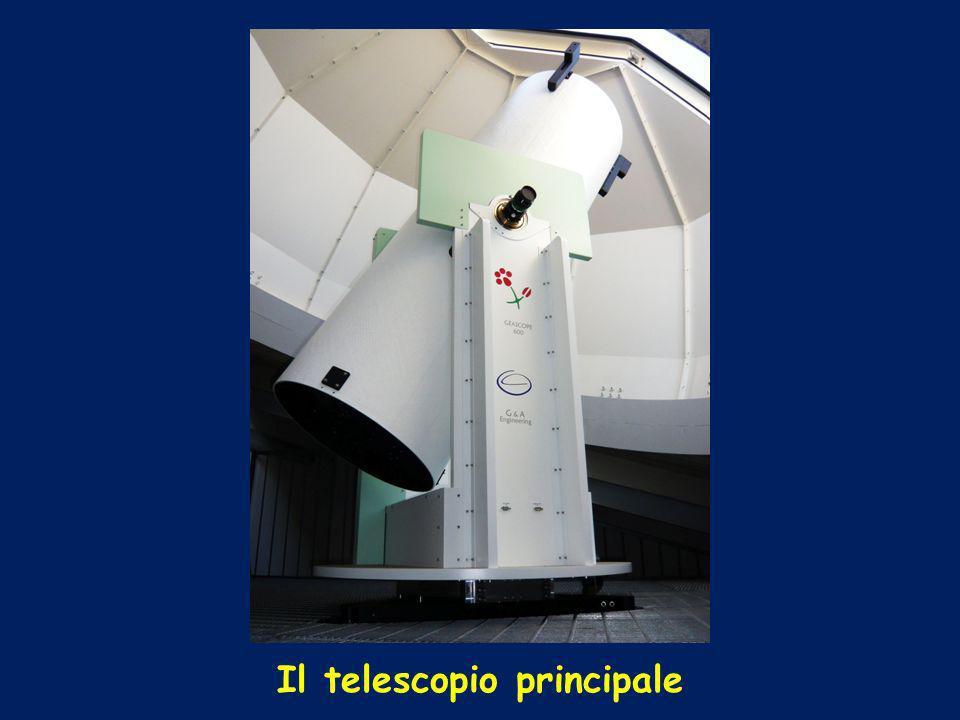 Il telescopio principale