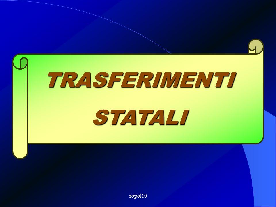 Dal 2014 IMU possesso IMU trasferimento IMP non + facoltativa IMP Imposta Municipale Propria IMS Imposta Municipale Secondaria Compartecipazione 30% n