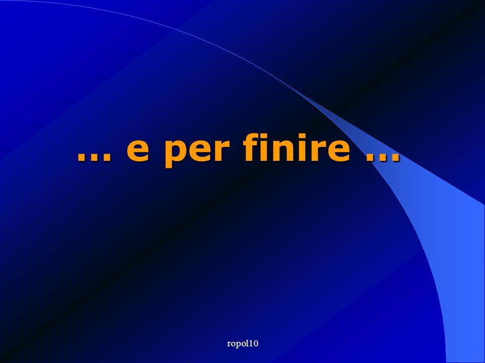 ropol10 PARTECIPAZIONI Sono società strumentali, oggetto dellart. 13 del D.L. n. 223/2006 Bersani, quelle a capitale interamente pubblico o misto, cos