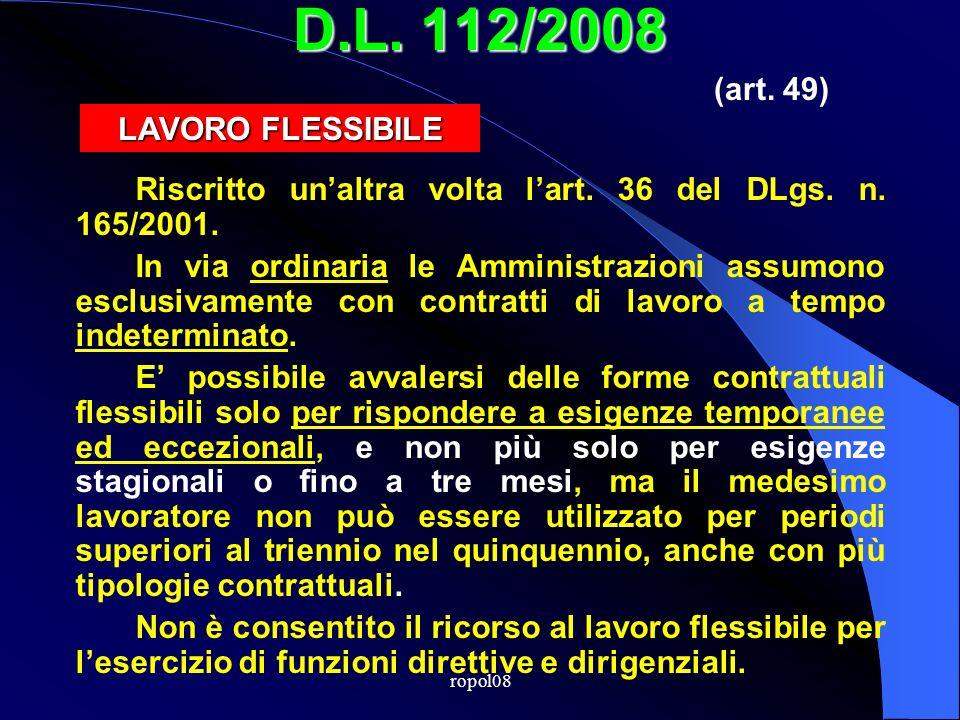 ropol08 D.L. 112/2008 Riscritto unaltra volta lart.