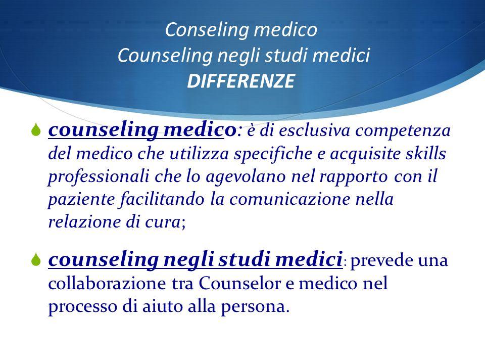 mondi in relazione storie che si intrecciano cliente counselor Operatore sanitario