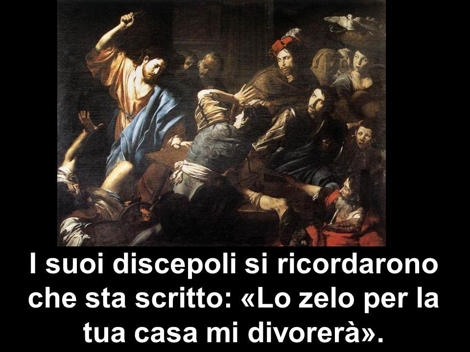 Come dice sant Agostino: «Vuoi pregare nel tempio.